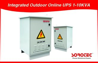 Cina Integrated Outdoor UPS High Power Online UPS Power Supply 1-10KVA for Industry pabrik
