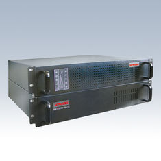 LED Rack MOUNTABLE Online UPS HP9110E Series 1 - 10KVA