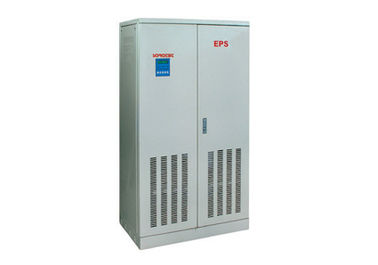 Cina 6KW / 7KW / 8KW / 9KW / 10KW EPS Emergency Power Supply synchronized with the utility pabrik