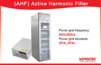 Cina 400V 50Hz 50A Active Harmonic Filter PF 0.99 with 20kHz Switching Frequency pabrik