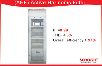 Cina APF High Quality Three Phase Three Wire Active Harmonic Filter for Electricity Saving Device pabrik