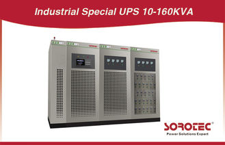 Cina 12 Pulse Three Phase Industrial Grade UPS Special Online UPS 100KVA 80KW pabrik