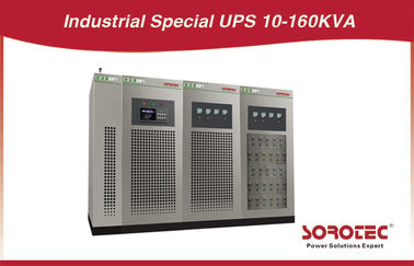 Cina 12 Pulse Three Phase Industry Special Online UPS  100KVA 80KW pabrik