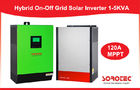 CE Solar System Inverter / Grid Tied Solar Power Inverters with Battery Pack pemasok