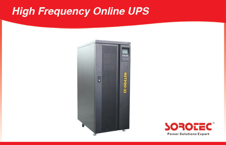 Dual - Mains Input Three Phase High Frequency Online UPS 10-30KVA pemasok