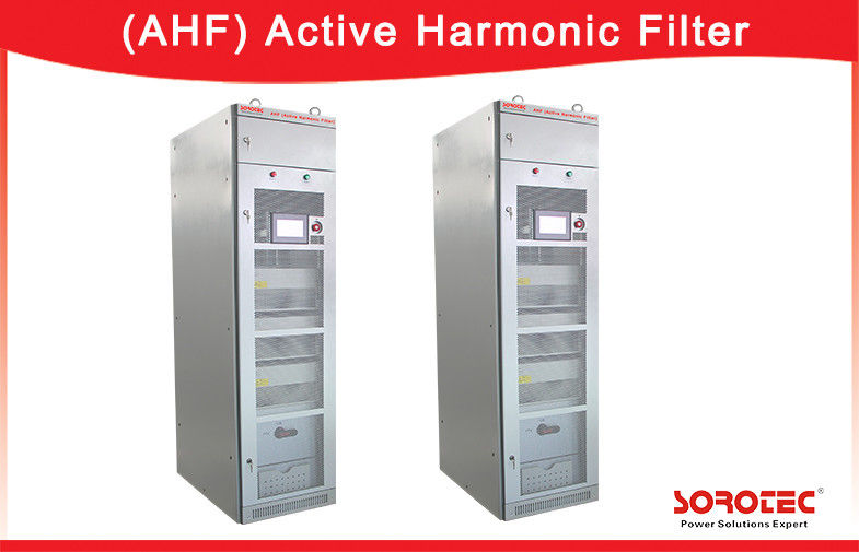 Sorotec 400V / 690V Active Harmonic Filter Overall Efficiency More Than 97%
