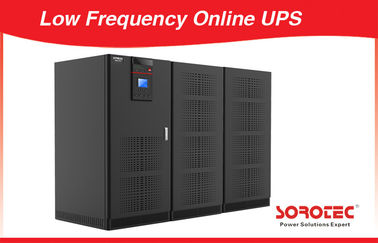 Output Power Factor 0,9 Low Frequency Online UPS Seri 120 - 800KVA 3Ph in / out